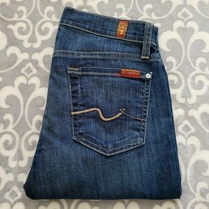 7 For All Mankind jeans Roxanne, Size 26